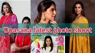 Ramcharan Wife Upasana Latest Photo Shoot..