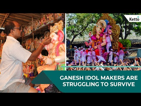 Crowdfunding Donation - Ganesh Idol Makers are starving - Ketto YouTube