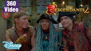 Descendants 2 | 360 What's My Name BTS | Official Disney Channel UK