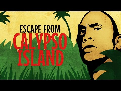 "The Rock Presents: ""Escape From Calypso Island"" - A 360 VR Adventure by The Rock"