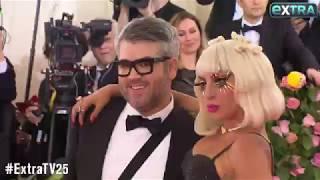 Watch Lady Gaga's Full Transformation on the 2019 Met Gala Red Carpet