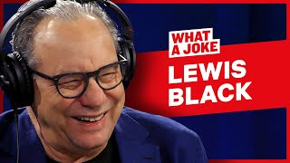Lewis Black Defends Booing The President | What A Joke | Netflix Is A Joke