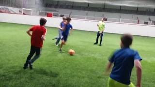 Epic Indoor Football Match - The Rematch(6)