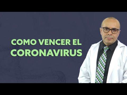 Como Vencer el Coronavirus - Dr. Alonso Vega - Organización Internacional de la Salud