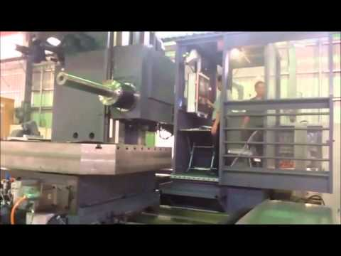 The Amera-Seiki Horizontal Boring Mill (M:HBM-16)