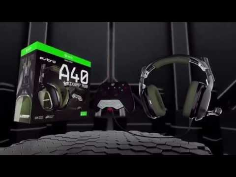 A40 TR + MIXAMP™ M80 for XBOX One | ASTRO GAMING
