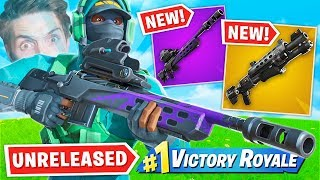 Epic Accidentally Added this Weapon to Fortnite...