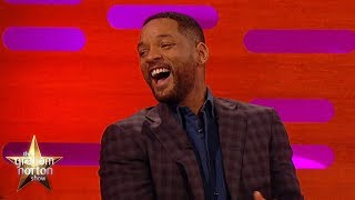 WILL SMITH'S FUNNIEST MOMENTS on The Graham Norton Show