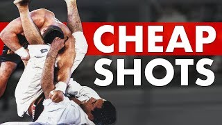 10 Of The Most Egregious Cheap Shots in MMA/UFC History