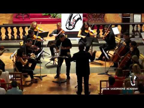 Milonga que fue - Teror Saxophone Academy 2015