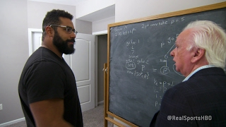 John Urschel-NFL Math Whiz: Real Sports Full Segment (HBO)