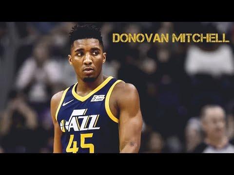 Donovan Mitchell