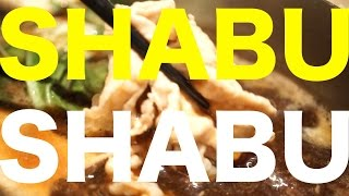 What is Shabu Shabu?