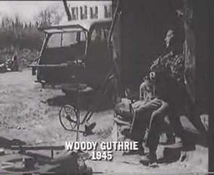 Woody Guthrie - Ranger's Command / Gypsy Davy