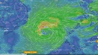 Dự báo thời tiết 14/11 : Theo dõi vùng áp thấp ở nam Biển Đông