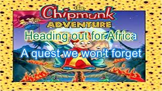 The Chipmunks & Chipettes - Off to See the World (Sing-A-Long)