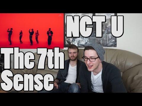 NCT U - The 7th Sense MV Reaction