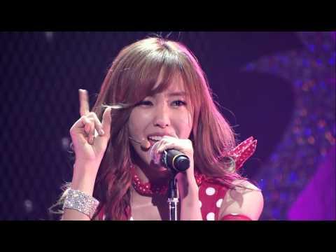 T-ara Japan Tour 2012 (LIVE IN BUDOKAN CONCERT)