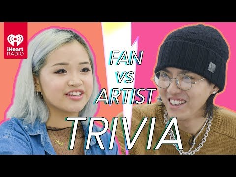 Kris Wu Challenges A Super Fan In A Trivia Battle | Fan Vs. Artist Trivia