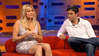 Graham Norton Show 2007-S1xE15 Jennifer Coolidge, Enrique Iglesias-part 1
