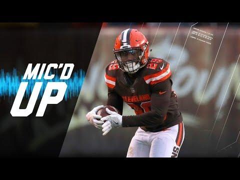 "Duke Johnson Mic'd Up vs. Jaguars ""I Got You on That One"" | NFL Sound FX"