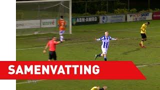 Samenvatting Jong sc Heerenveen - Jong VVV-Venlo