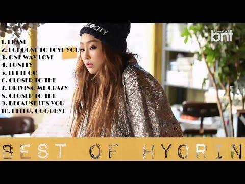 Best Song of Hyorin [SISTAR] || Hyorin's Greatest Hits