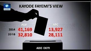 How Poverty Won Ekiti For Fayemi - Babajide Ogunsanwo |Sunrise Daily|