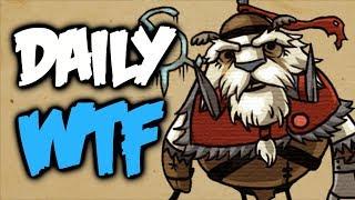 Dota 2 Daily WTF - Kung Fu Tuskar