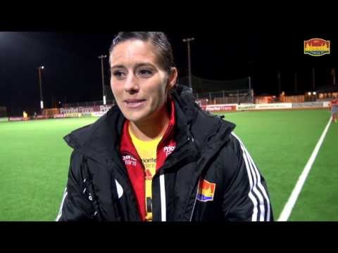Interview with Ali Krieger