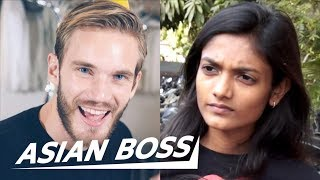 """Do Indians Find PewDiePie's Music Videos """"Racist""""? 