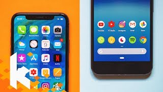 Alle kopieren das iPhone X - Jetzt auch Google?!