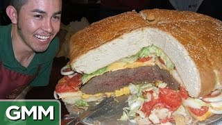 8 Most Ridiculous Eating Challenges