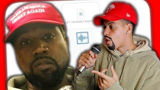 """How Kanye West Recorded """"Lift Yourself"""""""