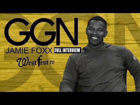 Jamie Foxx Interview On Snoop Dogg's GGN News Network!