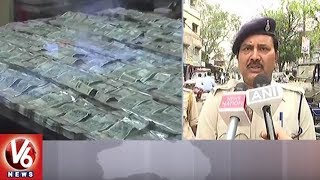 Hawala Racket Busted In Bhopal : 80 Lakhs Seized..