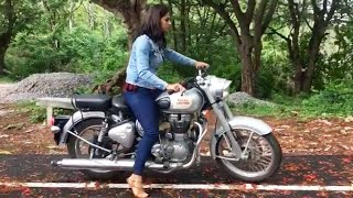 Unseen video: Actress Shraddha Srinath falls while trying ..