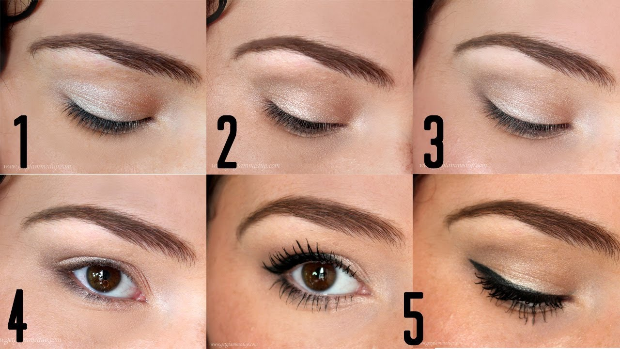 How to Apply Eyeshadow for Beginners | Back to Basics ...