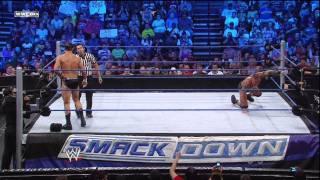 Cody Rhodes vs Randy Orton - Includes Bloody Attack
