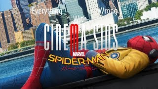 Everything Wrong With CinemaSins: Spider-Man Homecoming in 6 Minutes or Less