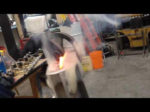 Wynonna Earp Pyro 2 - Smoke Cannister Test