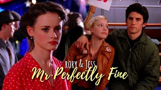 Rory & Jess | Mr Perfectly Fine