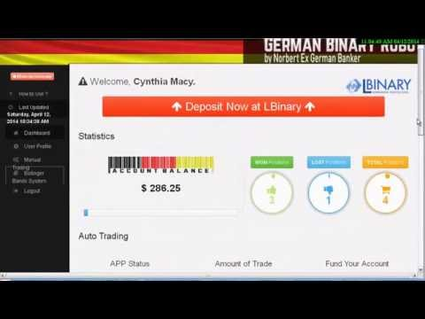 Binary options trading london