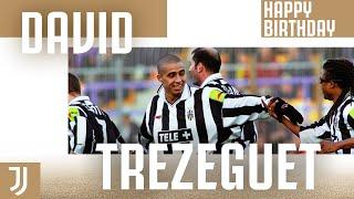 7 Minutes of Trezeguet Magic | Amazing Volleys, Chips & Overhead Kicks | Happy Birthday David!