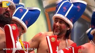 Los Mirinda, semifinales de 2020