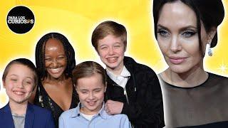 Así De Dura Es La Vida De Las Niñeras De Angelina Jolie