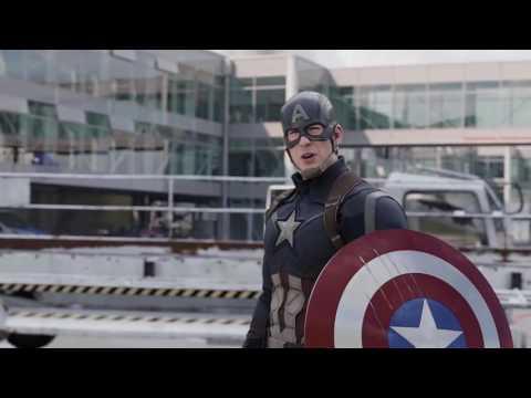 英雄內戰-蜘蛛人戰鬥片段IMAX(Spider Man Fights Swinging Compilation IMAX)