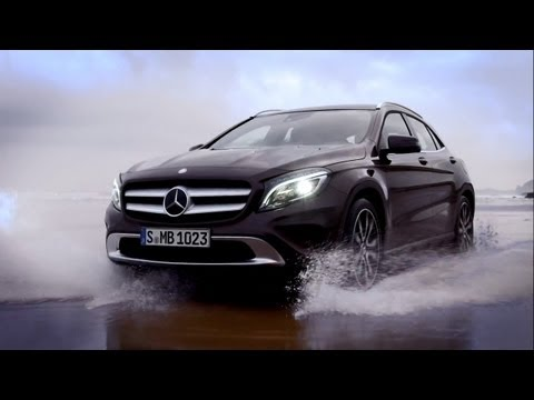 Mercedes-Benz GLA [Official Trailer]