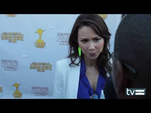 Lexa Doig Interview - Continuum - YouTube