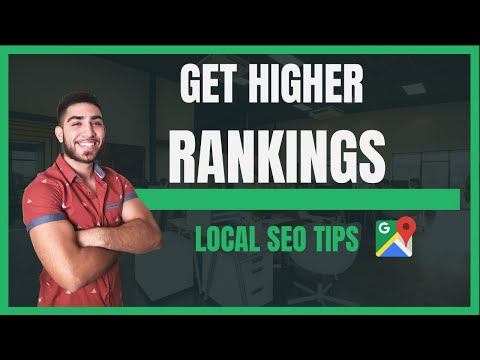 Local SEO Tips For Higher Rankings